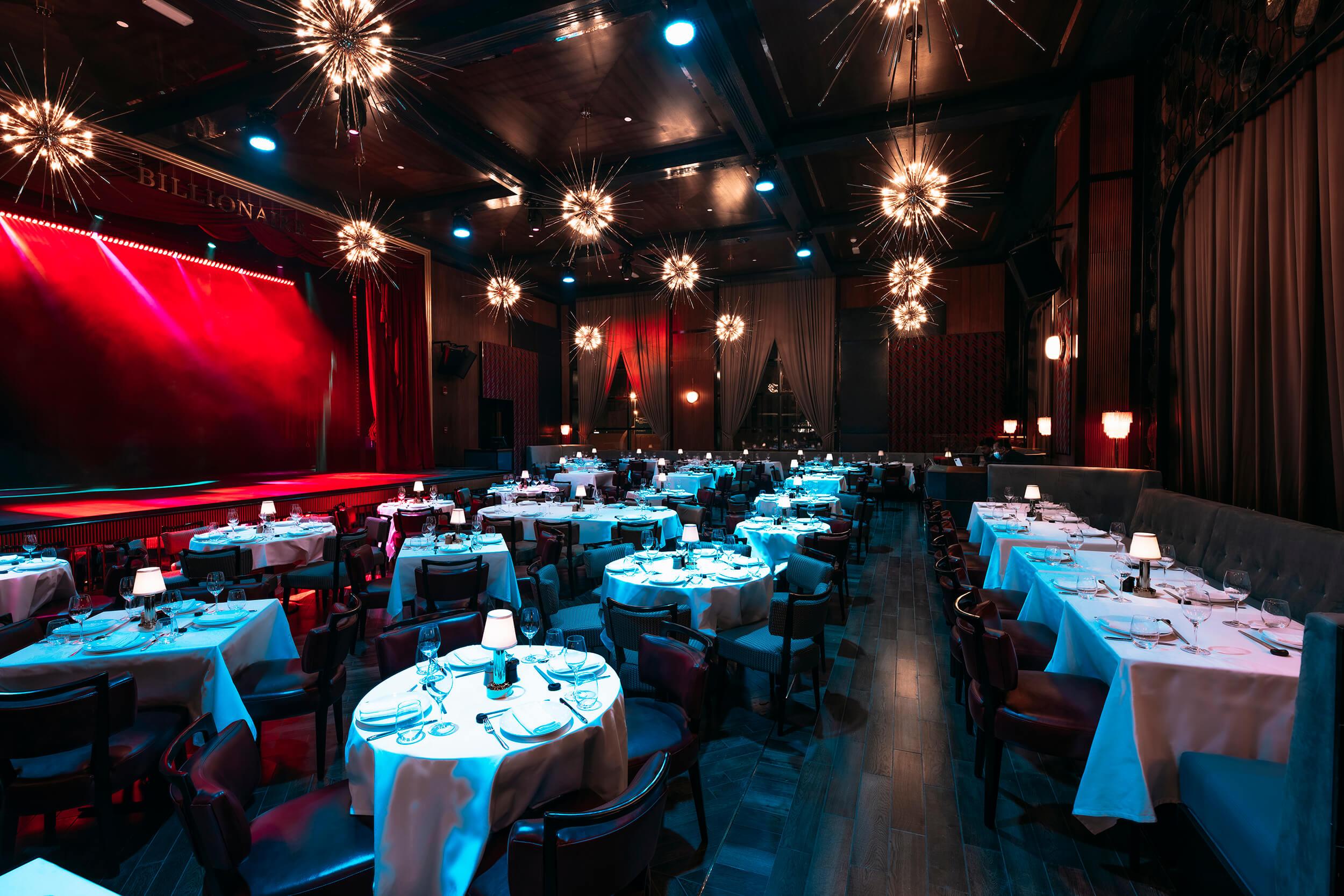 Venue at Billionaire Dubai